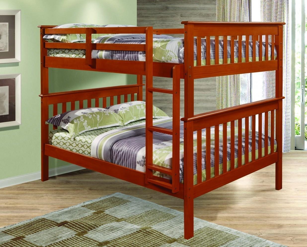 123-3E_FF_Mission Bunk Bed