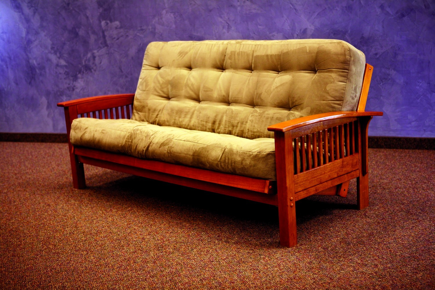 Florence Full or Queen Futon Frame
