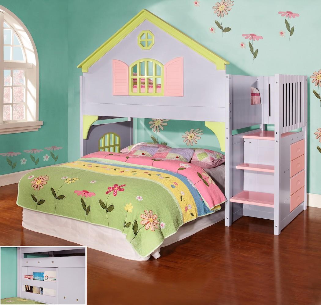0300 Doll House Stair Stepper