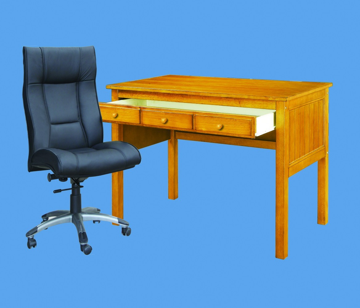 115-H desk Honey
