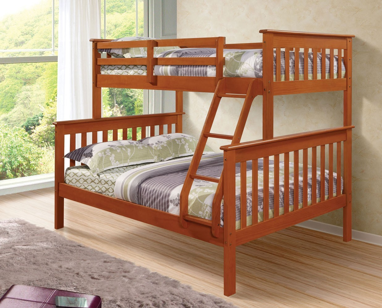 122-3E_TF_Mission Bunk Bed