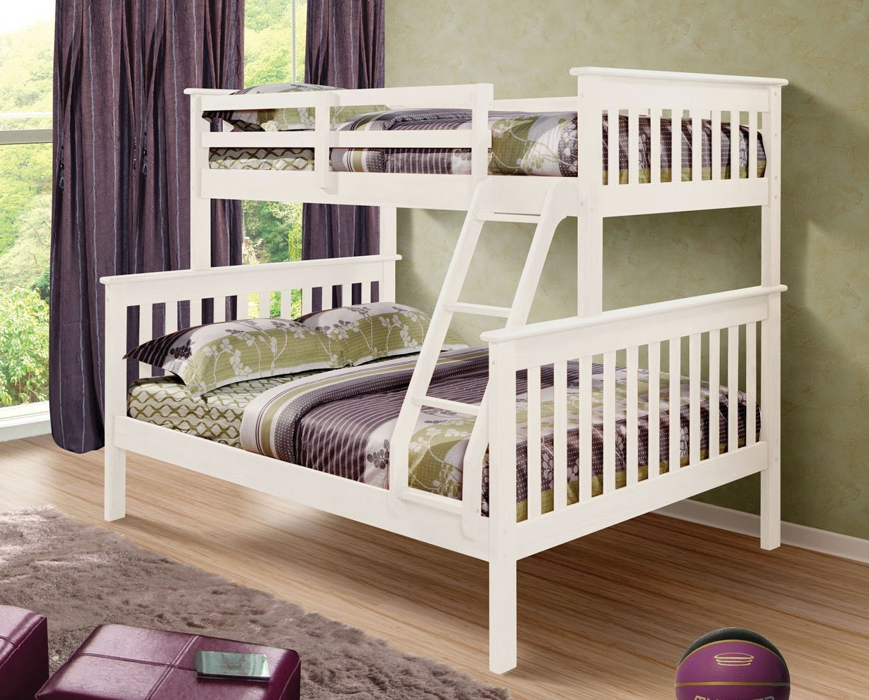 122-3W_TF_Mission Bunk Bed