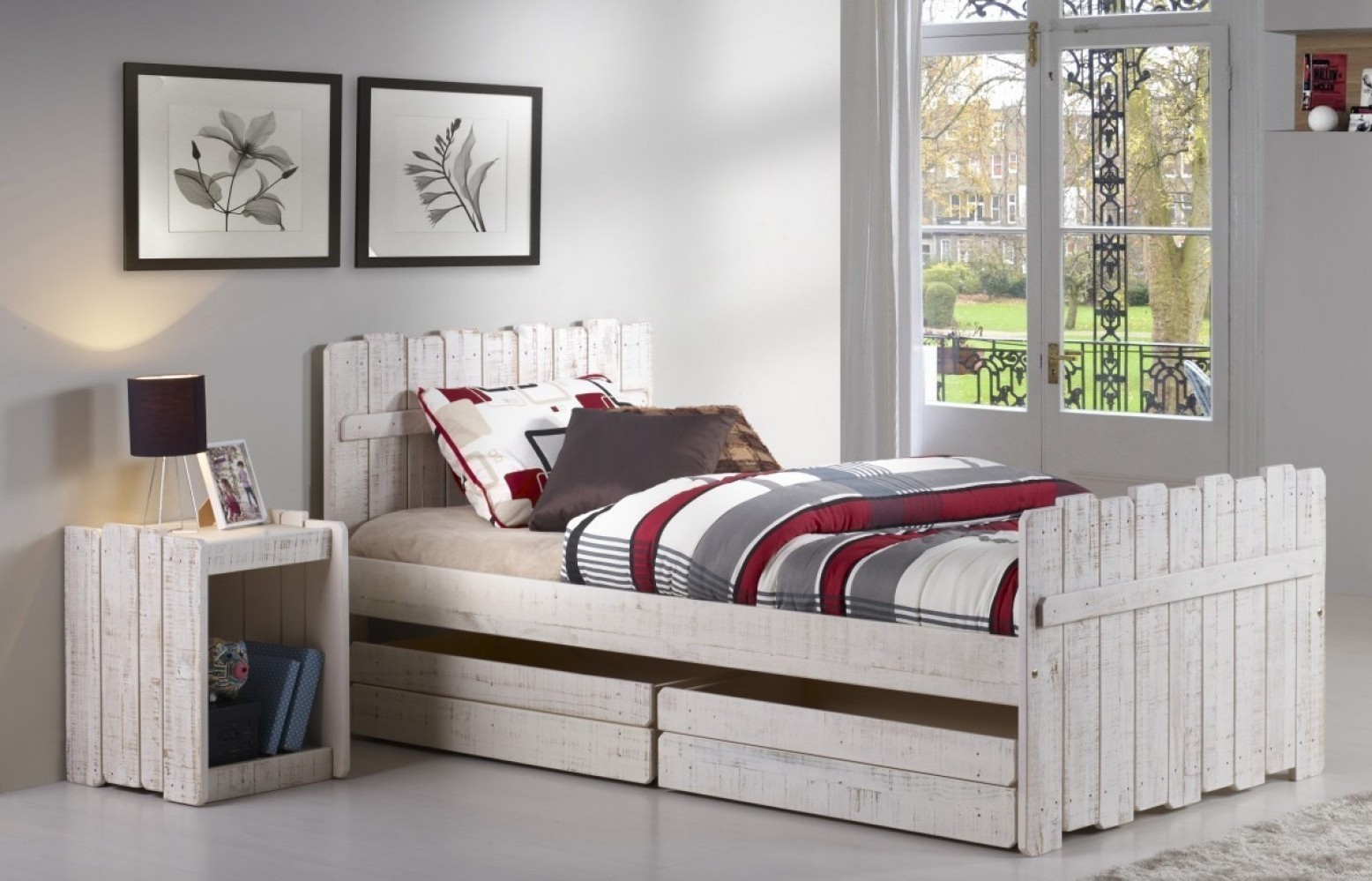 1383TRS Twin Tree House Bed