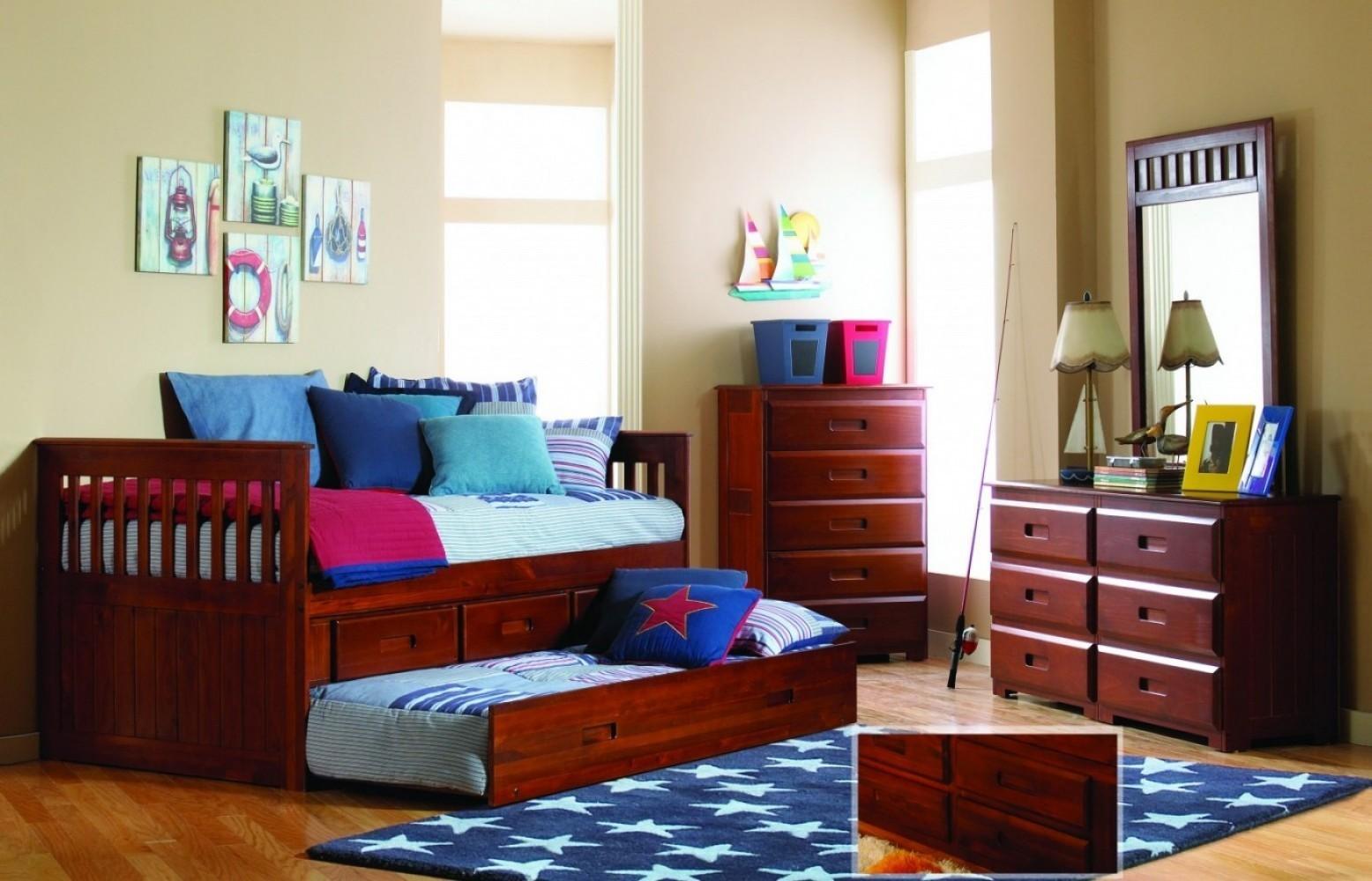 2835 Merlot Rake Bed