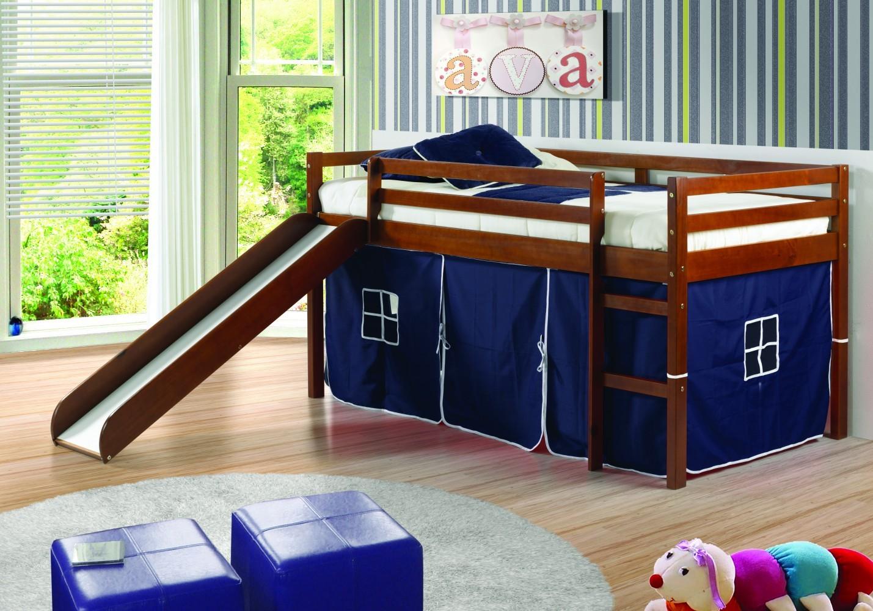 750TE-B Twin Tent Loft W/Slide