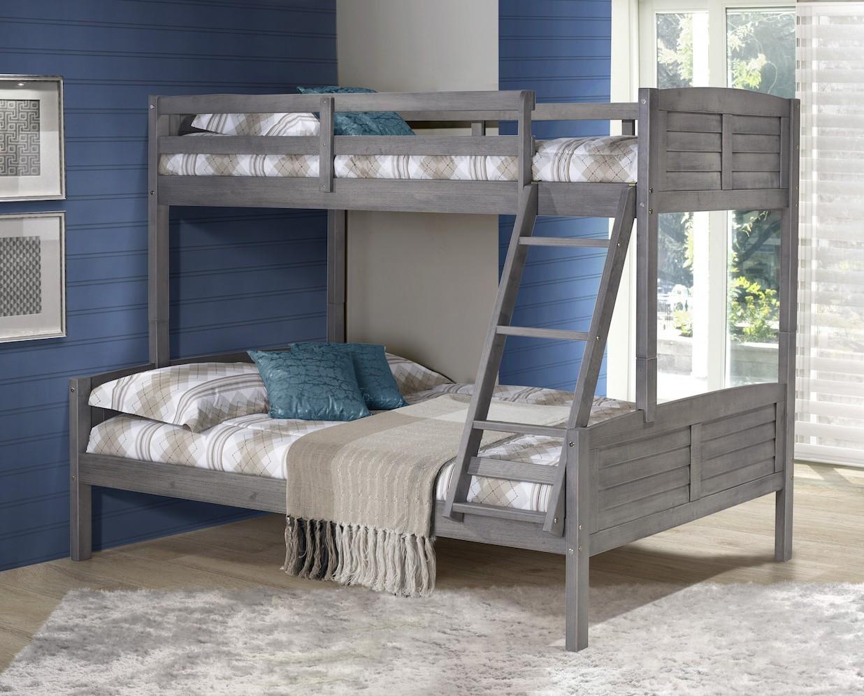 2012-TFAG Louver Bunk Bed T-F