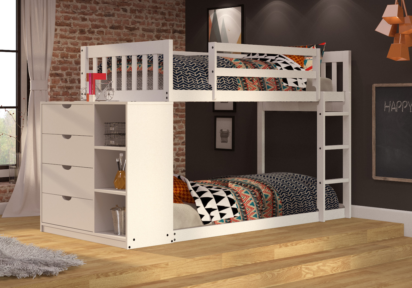 Bunkbeds Donco Trading Co