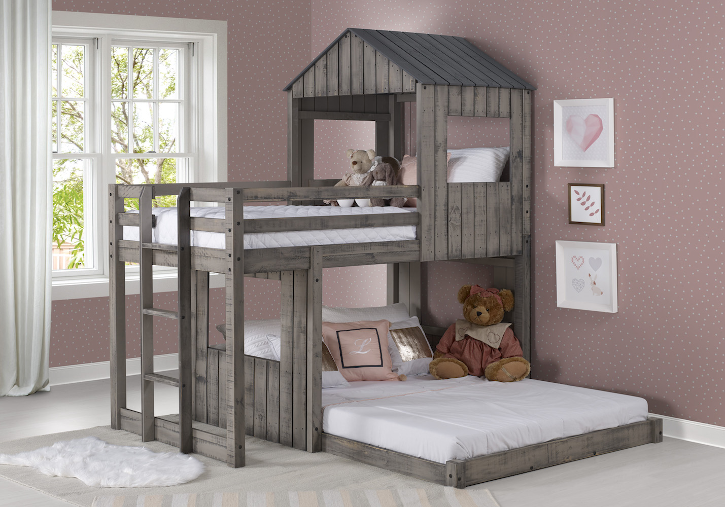 Picture of: Donco Trading Co Import Wholesale Kids Furniture